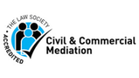 Law society mediation quality Logo